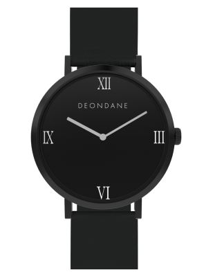 The Back Numeral Watch