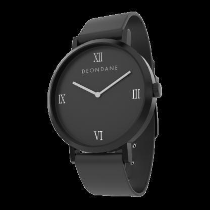 The Black Numeral Deon Dane Watch